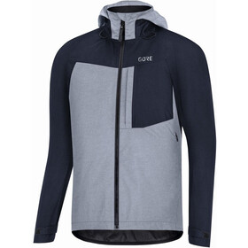 GORE WEAR C5 Gore-Tex Trail Kapuzenjacke Herren orbit blue